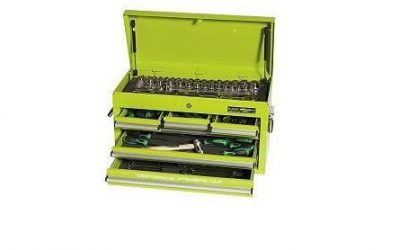 70901G – 188PC AF & METRIC TOOL KIT – 6 DRAWER TOOLCHEST