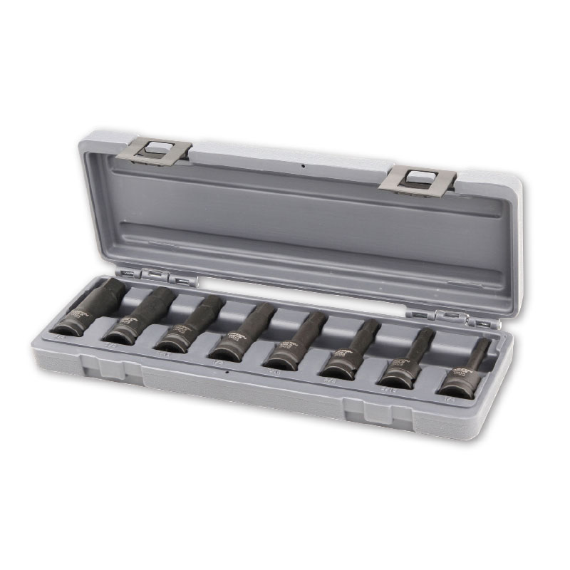 "1/2"" drive Impact in-Hex Socket Sets"