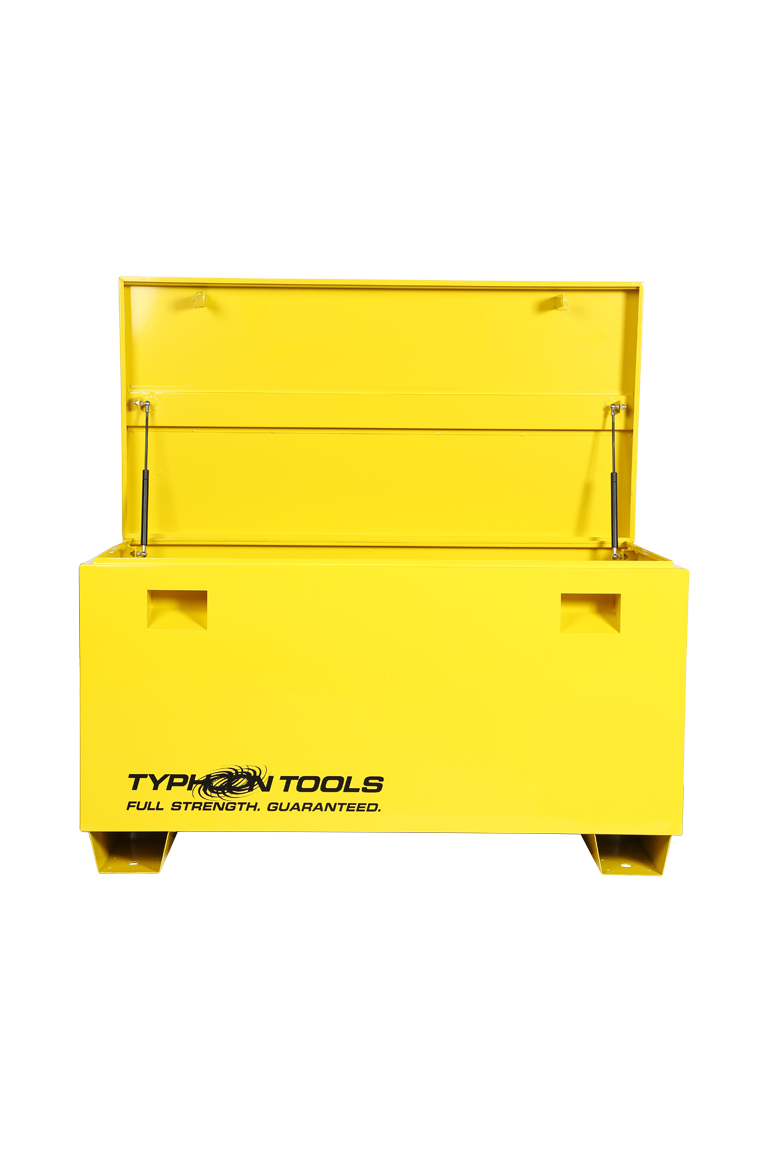 "70823Y YELLOW LARGE 48"" SITE BOX"