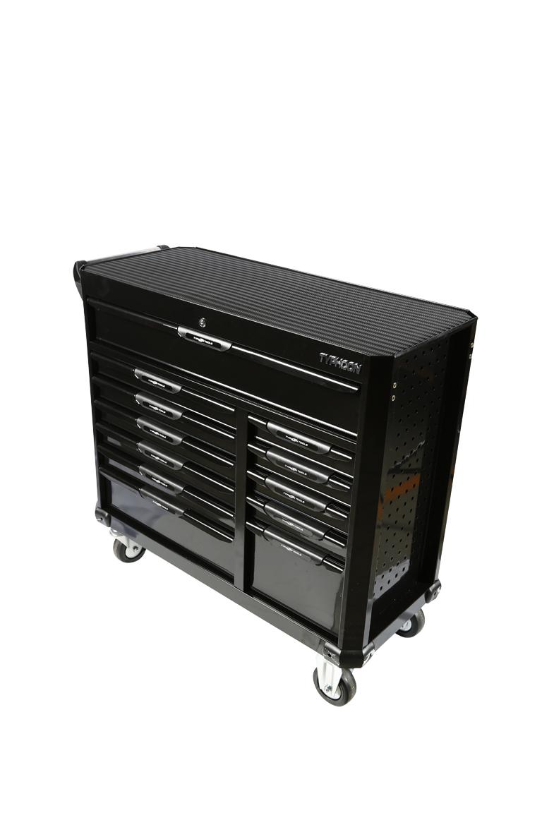 70835 12 Drawer Rollaway Wagon Black – Series 2