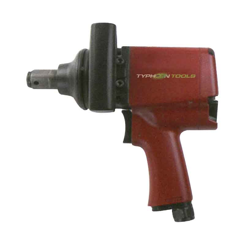 73044 – 1″ Heavy Duty Impact Wrench Twin Hammer Pistol Grip