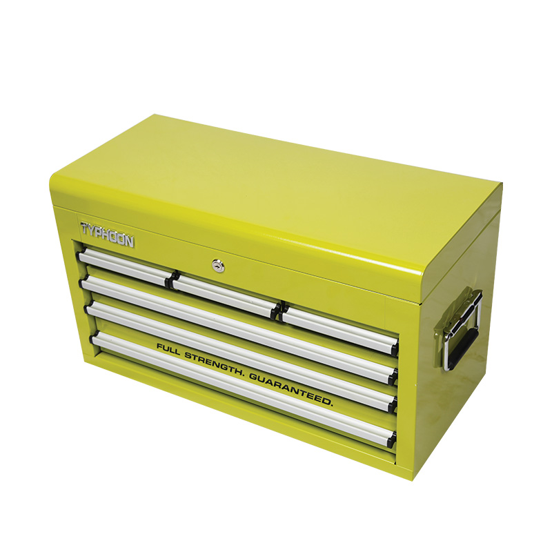 70801- 6 DRAWER TOOLCHEST – GREEN